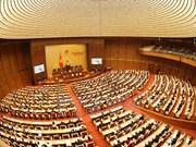 Lawmakers deliberate socio-economic, personnel issues