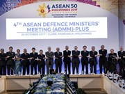 Defence Minister calls for joint efforts in coping with current challenges