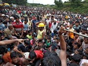 Bangladesh, Myanmar agree to halt the outflow of Rohingya Muslims