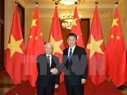 Vietnam congratulates General Secretary of Communist Party of China