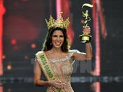 Peruvian wins Miss Grand International 2017