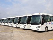 Buses delivered to serve APEC 2017