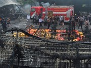 Indonesia: fireworks factory explosion kills 47 people
