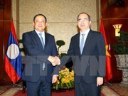 HCM City vows concerted efforts to tighten links with Laos