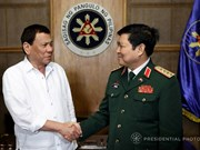 Vietnam, Philippines seek to strengthen defence cooperation