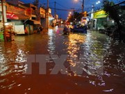 HCM City to begin 15 million USD flood prevention project