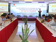 1.7-bln-USD water supply project to be launched in Mekong Delta