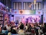 India's Diwali festival takes place Hanoi
