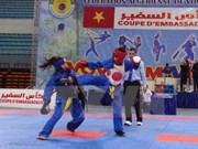 Third Vovinam Ambassador Championship concludes in Algeria