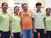 Sprint phenom Le Tu Chinh to train in the US