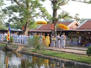 Thai Binh: Keo Pagoda festival recognised national cultural heritage