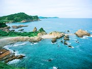 Alluring Co To island- a new draw in Quang Ninh province