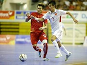 Vietnam crush Myanmar 3-0 in Southeast Asian Futsal Cup