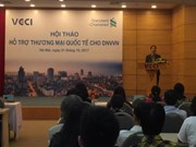 Workshop spotlights support for SMEs in foreign trade