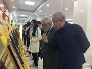 Photos highlight Vietnam-Algeria diplomatic ties