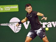 Ly Hoang Nam ranked No 5 at F1 Futures