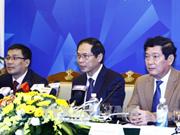 Press release on APEC 2017 summit week in Da Nang