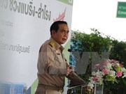 Thailand not lift political activity ban yet