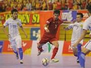 Vietnam stops at AFF futsal champs semi-finals