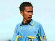 Malaysian referee to officiate V.League match this weekend