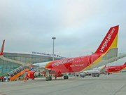 Vietjet Air calls off flights as Typhoon Damrey heads central coast