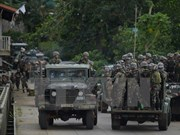 Philippines tightens security ahead of ASEAN, East Asia summits