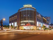 VinGroup's shopping mall operator lists shares on HOSE