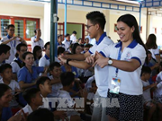 APEC 2017: Youth delegates visit Quang Nam province