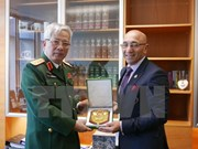 Vietnam, New Zealand strengthen defence cooperation