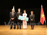 Japan hosts contest of eloquence in Vietnamese