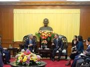AIIB wants to help Da Nang develop infrastructure