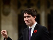 Canada's Prime Minister begins official visit to Vietnam
