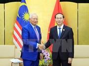 APEC 2017: President Tran Dai Quang meets Malaysian PM