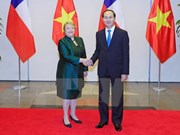 Vietnam, Chile affirm bilateral comprehensive partnership's importance