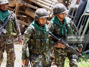 Thailand, UK hold first joint military exercise