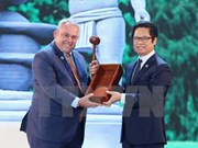 APEC 2017 CEO Summit wraps up