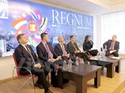ASEAN-Russia relations discussed in Moscow