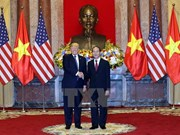 Vietnam, US issue Joint Statement