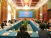 Party official receives delegates of Vietnam-China People's Forum