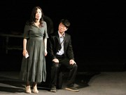 Vietnam, RoK drama troupes stage bilingual play