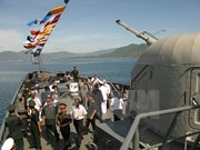 Vietnam attends first ASEAN multilateral naval drill