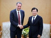 Vietnam holds big potentials for software industry: Siemens manager