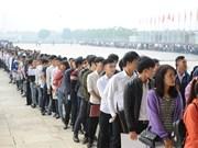 Samsung Vietnam organises largest recruitment test