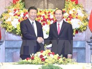 Xi's Vietnam visit spotlighted on China's media
