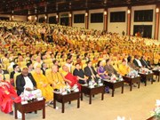 Buddhist Sangha to convene eighth congress