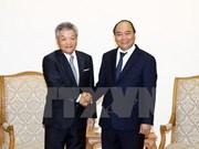 Prime Minister receives Japan's Nikkei President