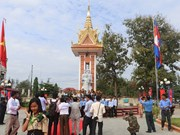 Another Vietnam-Cambodia Friendship Monument inaugurated