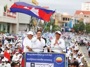 Cambodia's opposition party dissolved by Supreme Court