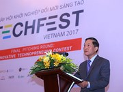 Techfest 2017: 4.5 million USD committed for Vietnamese startups