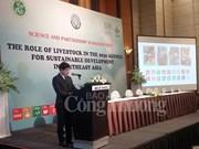 Role of livestock in achieving SDGs in spotlight